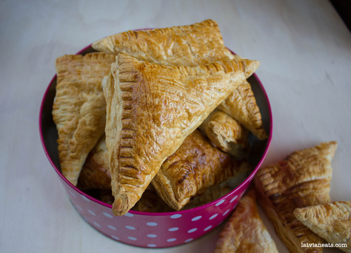 Beef turnovers