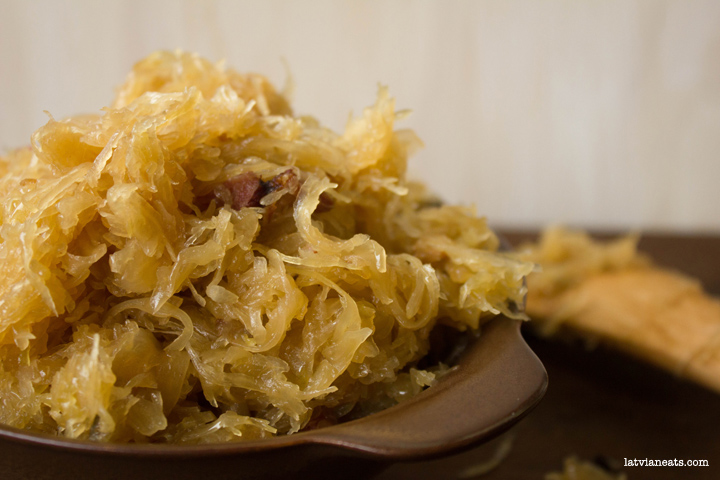 Sauteed Sauerkraut