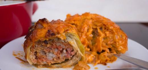 cabbage-rolls-carrot sauce